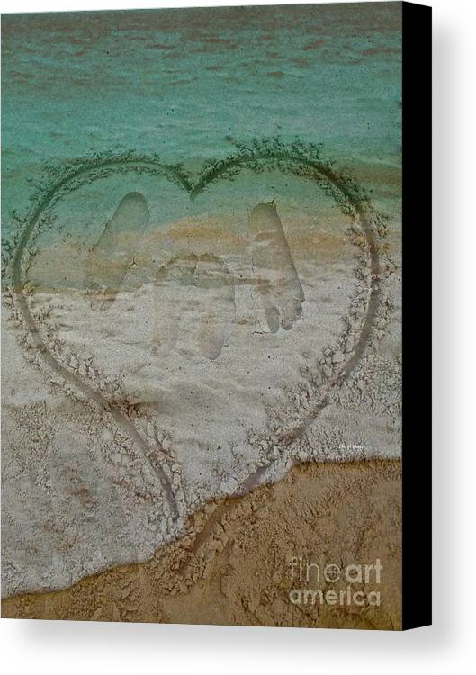 Cherish Canvas Print featuring the photograph Cherish Every Day by Cheryl Young