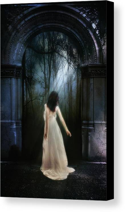 Light Canvas Print featuring the photograph The Light That Awakens by John Rivera