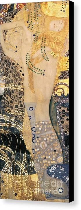Gustav klimt canvas prints and gustav klimt canvas art for for Gustav klimt original paintings for sale