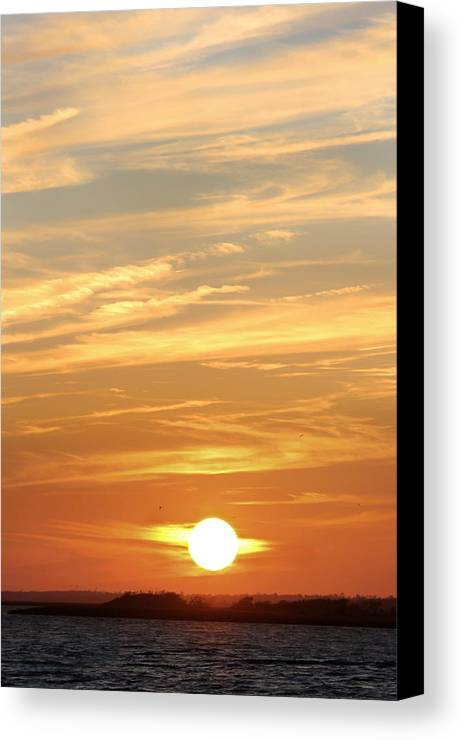 Reach For The Sky Canvas Print featuring the photograph Reach For The Sky 6 by Mike McGlothlen