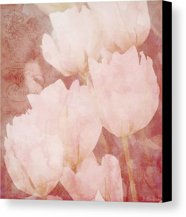 Jordan Blackstone Canvas Print featuring the photograph The Value Of A Moment - Vintage Art By Jordan Blackstone by Jordan Blackstone