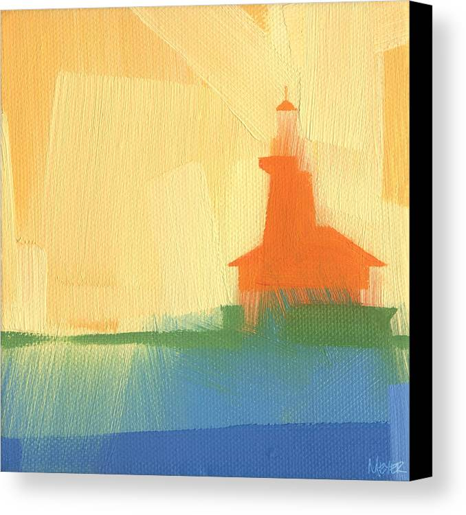 Famous Lighthouse Paintings Canvas Prints And Famous