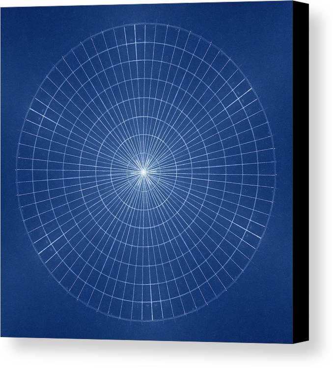 Drawing Canvas Print featuring the drawing Elapsed Time by Tom Druin