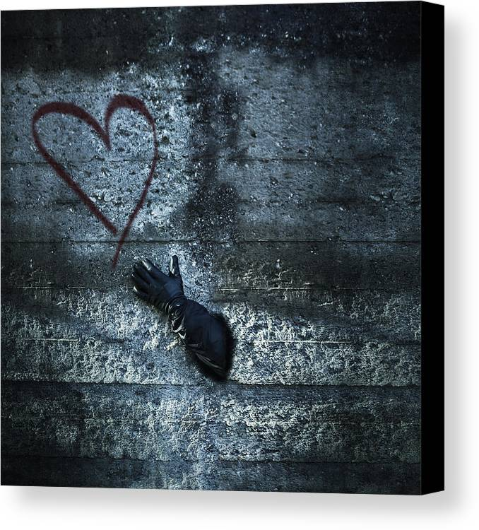 Man Canvas Print featuring the photograph Longing For Love by Joana Kruse