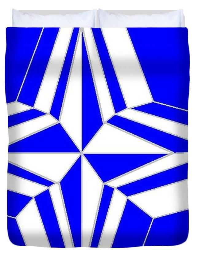 Starlight 10 Duvet Cover For Sale By Linda Velasquez