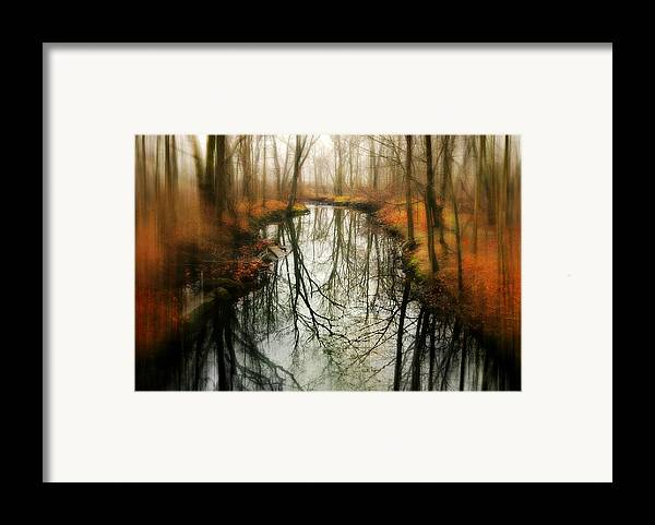 River Framed Print featuring the photograph Just One Wish by Diana Angstadt