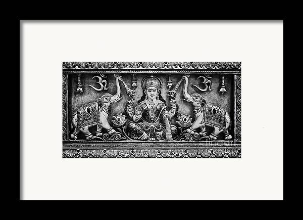 Lakshmi Framed Print featuring the photograph Lakshmi by Tim Gainey