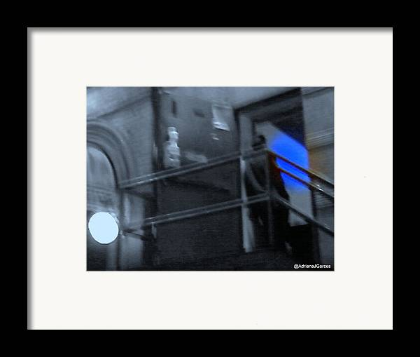 Nightclubs Framed Print featuring the photograph After Hours by Adriana Garces