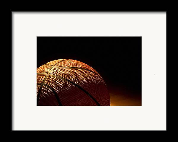 Basketball Framed Print featuring the photograph After The Game by Andrew Soundarajan
