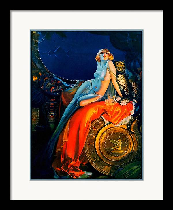 Rolf Armstrong Framed Prints, Rolf Armstrong Framed Art ...