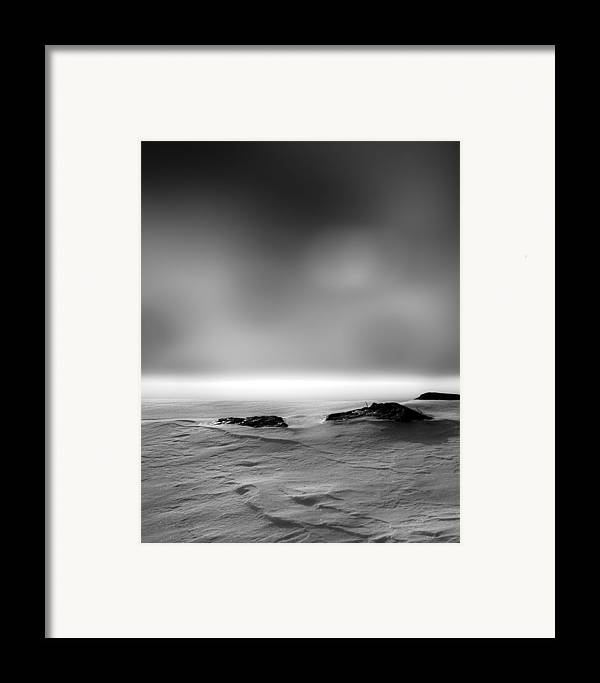 Winter Framed Print featuring the photograph Before Sunrise by Bob Orsillo