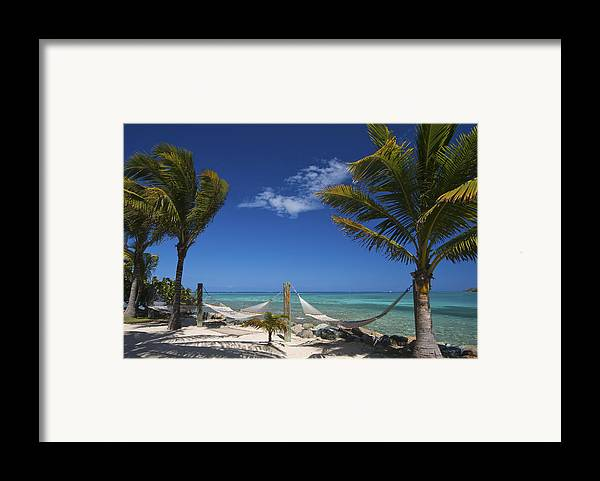 3scape Photos Framed Print featuring the photograph Breezy Island Life by Adam Romanowicz