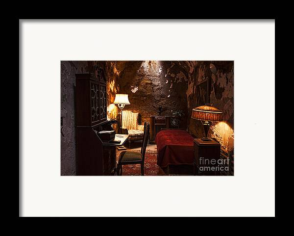 Al Capone Framed Print featuring the photograph Captive Luxury by Andrew Paranavitana