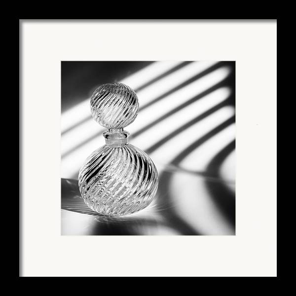 Curvatures Framed Print featuring the photograph Curvatures by Tom Druin