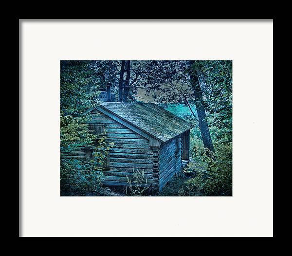 Doyles River Cabin Framed Print By Jemmy Archer