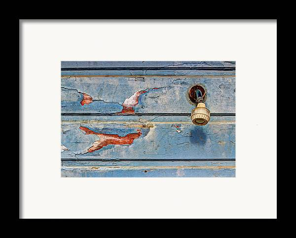 Shower Framed Print featuring the photograph Dream Shower by Heidi Smith