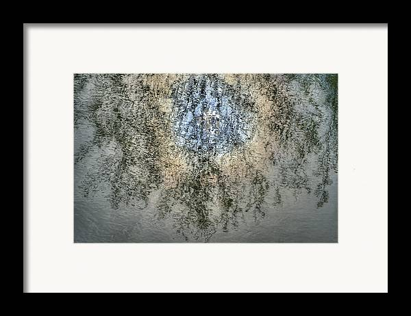 Reflections Framed Print featuring the photograph Fall Reflections by Jim Pearson