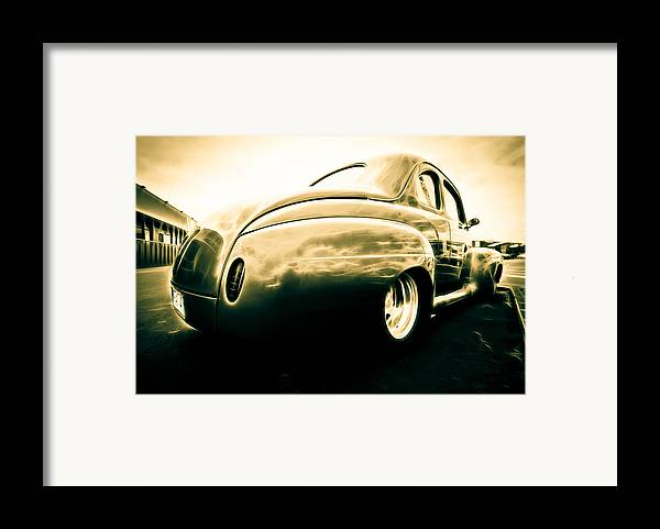 Ford Clubman Framed Print featuring the photograph Ford Clubman by Phil 'motography' Clark