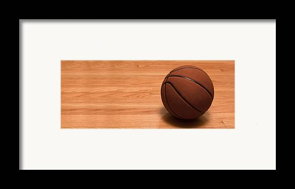 Basketball Framed Print featuring the photograph Game Over by Andrew Soundarajan