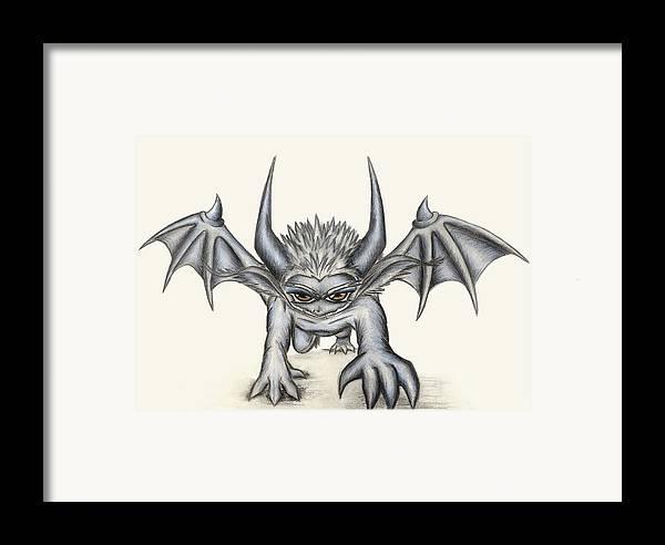 Grevil Framed Print by Shawn Dall