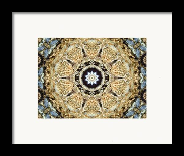Abstract Framed Print featuring the photograph Inside The Dream by Tom Druin