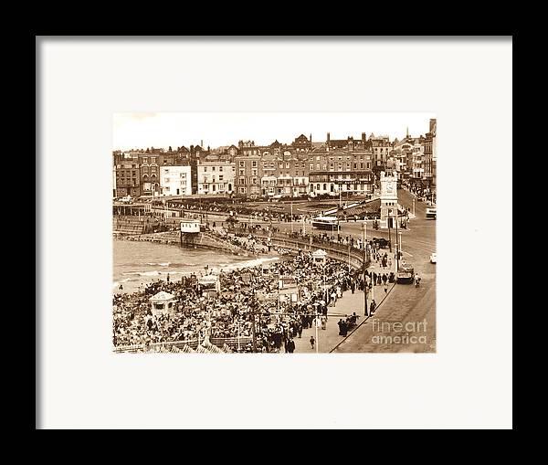 Marine terrace margate england framed print by the for 50 marine terrace