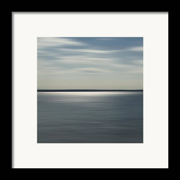 Impressionist Framed Print featuring the photograph Midday by Bob Retnauer