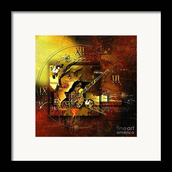 Highly Imaginative Framed Print featuring the digital art More Than The Reality by Franziskus Pfleghart