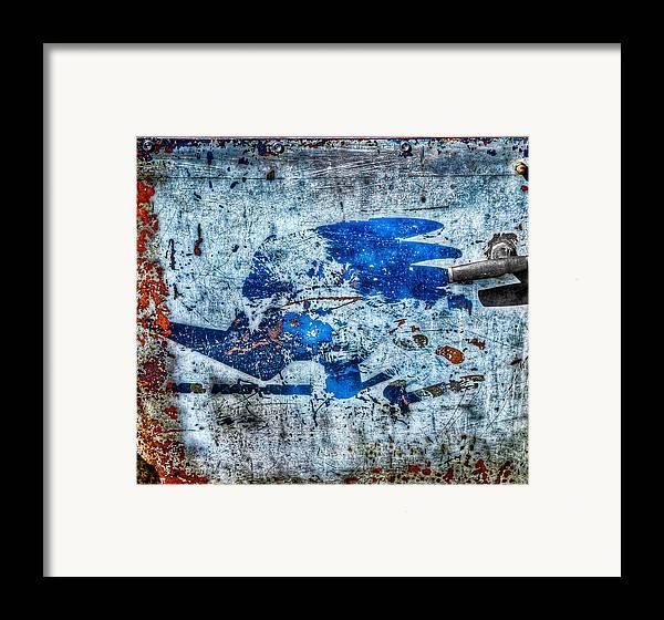 Mr Horsepower Framed Print featuring the photograph Mr Horsepower by Phil 'motography' Clark