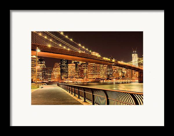 Obligatory Framed Print featuring the photograph Obligatory by JC Findley