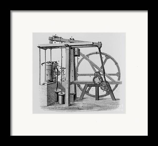 Engine Framed Print featuring the photograph Old Bess Steam Engine by SPL and Science Source