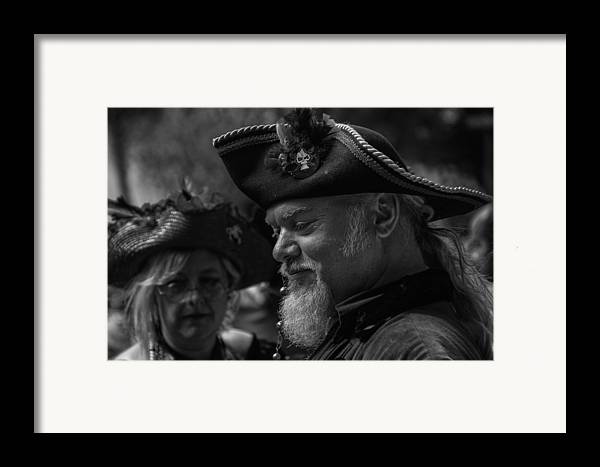 Parade Framed Print featuring the photograph Pirates by Mario Celzner