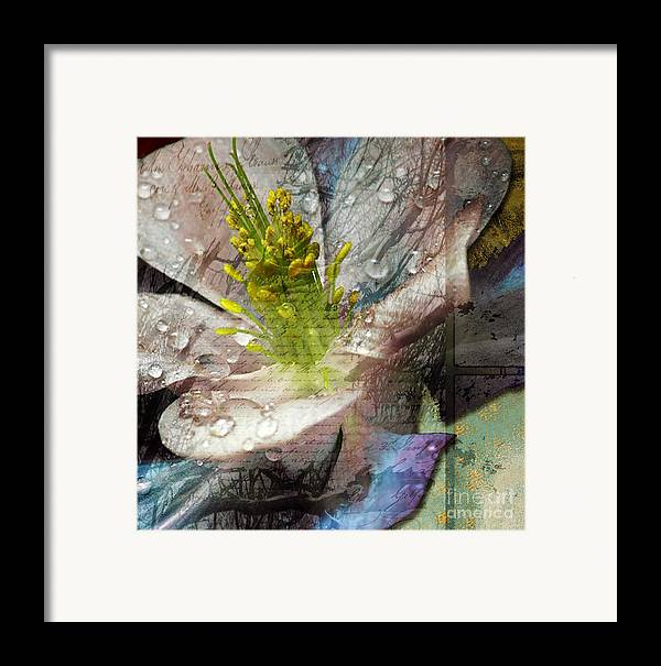 Framed Print featuring the mixed media Pop IIi by Yanni Theodorou