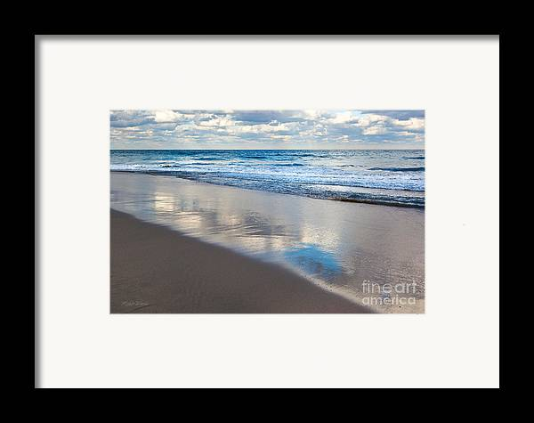 Self Reflection Framed Print featuring the photograph Self Reflection by Michelle Wiarda