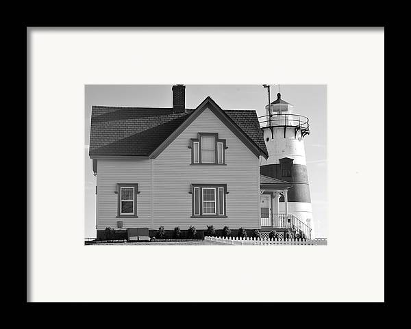 Connecticut Framed Print featuring the photograph Stratford Point by Catherine Reusch Daley