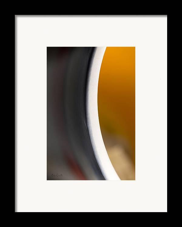Tea Framed Print featuring the photograph Tea Cup by Bob Orsillo