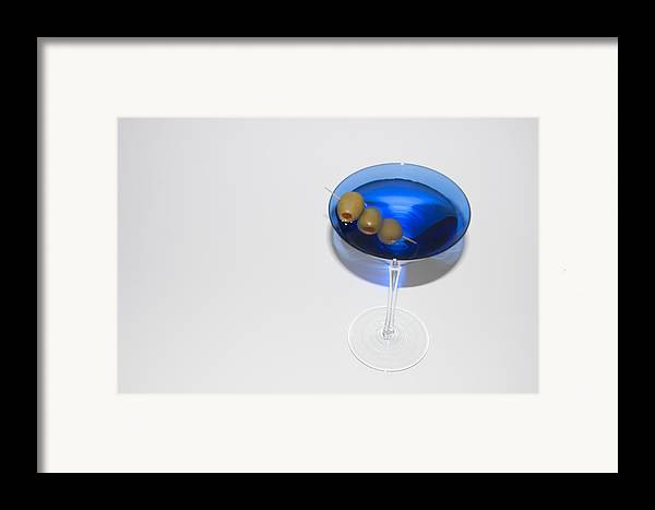 The Cocktail Hour Framed Print featuring the photograph The Cocktail Hour by Bill Cannon