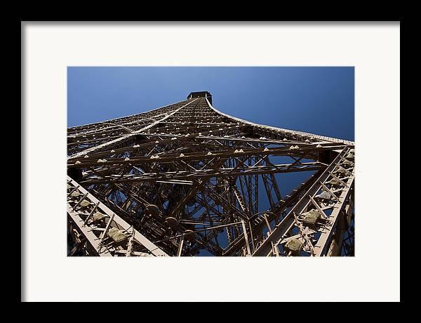 Paris Framed Print featuring the photograph Tour Eiffel 7 by Art Ferrier