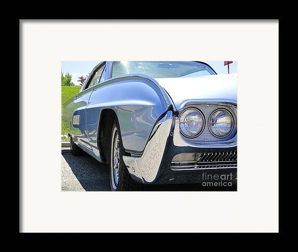 Al Bourassa Framed Print featuring the photograph 1963 Ford Thunderbird Limited Edition Landau by Al Bourassa