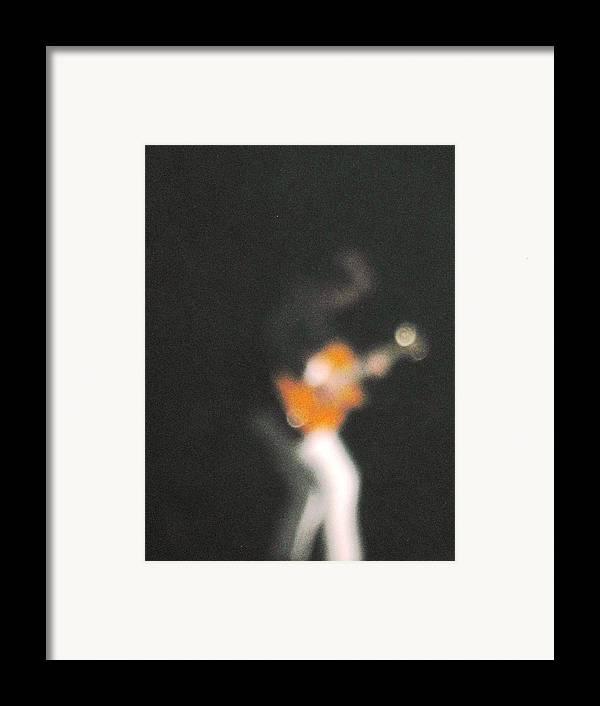 Joe Bonamassa Framed Print featuring the photograph Joe Bonamassa-2 by Todd Sherlock