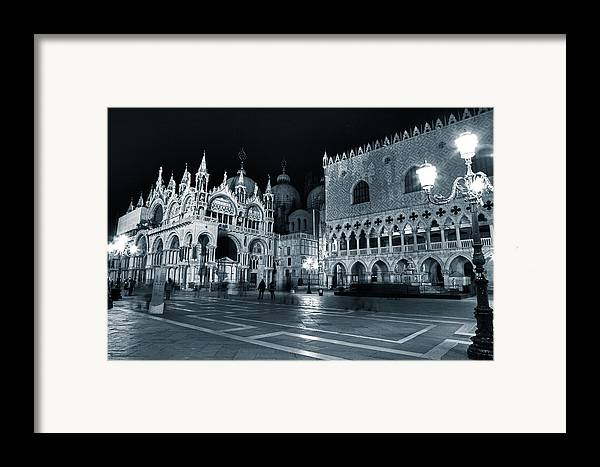 St. Mark Framed Print featuring the photograph Venice by Joana Kruse