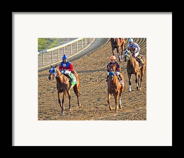 Horse Framed Print featuring the photograph Afterwards by Betsy C Knapp
