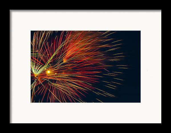 4th Of July Framed Print featuring the photograph America The Beautiful by Joshua Dwyer