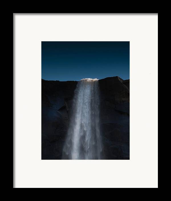 Yosemite Framed Print featuring the photograph Bridal Veil by Bill Gallagher
