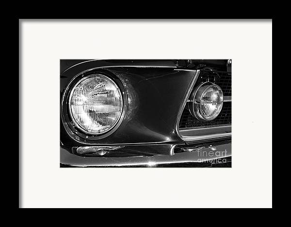 Grill Framed Print featuring the photograph Burnt Rubber by Luke Moore