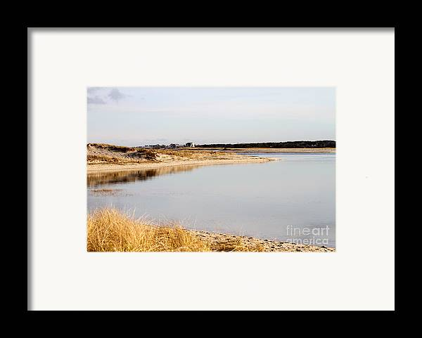 Cape Cod Framed Print featuring the photograph Cape Cod Summer by Eric Chapman