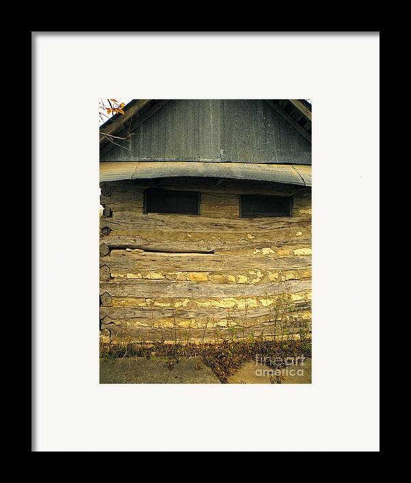 Humor Framed Print featuring the photograph Crack A Smile Bed And Breakfast by Joe Jake Pratt