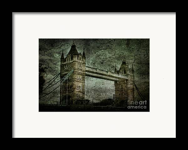 Tower Framed Print featuring the photograph Former Sanctions by Andrew Paranavitana