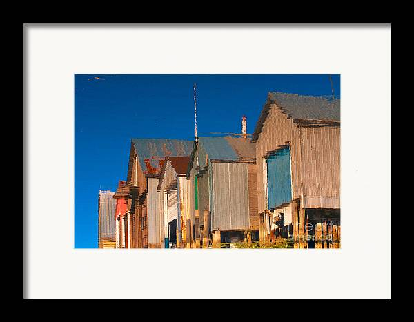 Canada Framed Print featuring the photograph Inversion by Gordon Wood
