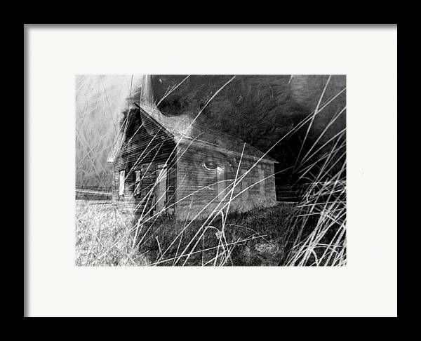 Bison Framed Print featuring the photograph Land That Time Forgot by Rick Rauzi